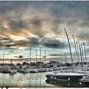 Le port d' Ars en Ré - Ile de Ré